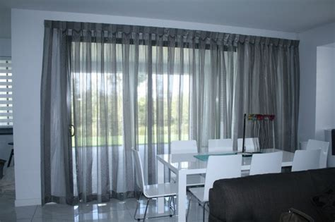 blinds with sheer curtains sheer curtains traditional brisbane by aesthetic