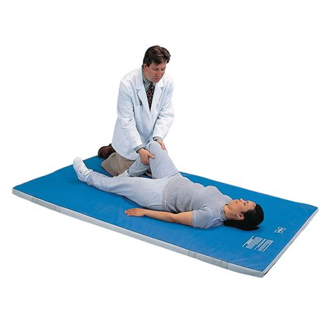 physical therapy mat exercises platform or floor mat 5 x 7 w50557rm hausmann