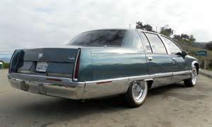 Cadillac Fleetwood For Sale 1994 Cadillac Fleetwood For Sale Photos Technical