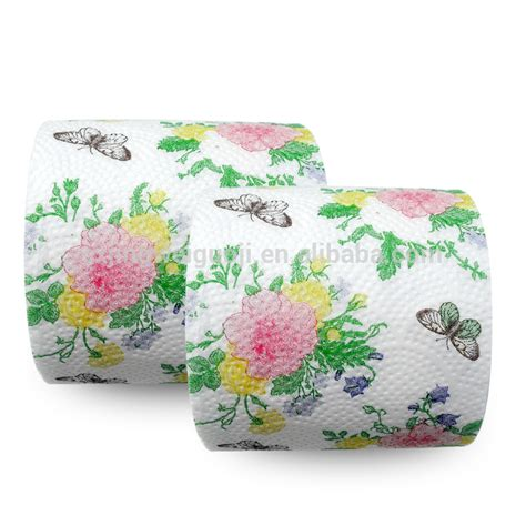 Tissue Paper - custom printed colored toilet tissue paper buy