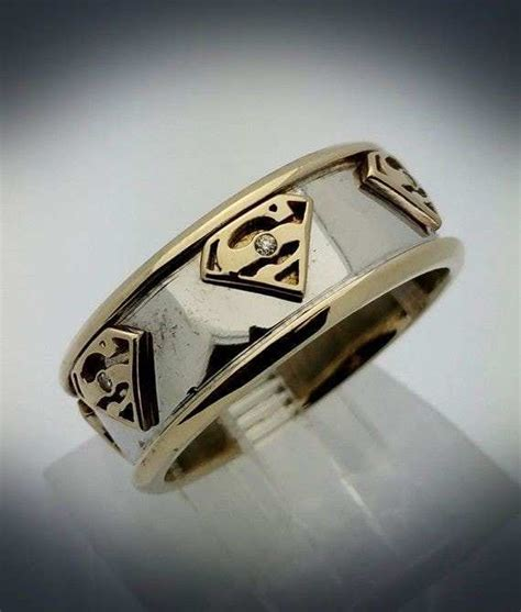 20 inspired wedding rings awesome geeky couples