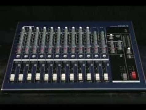 Power Mixer Yamaha Emx5014 tutorial espa 209 ol mixers parte 1 4