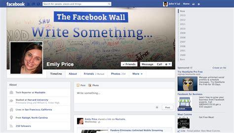 facebook timeline mashable nova timeline do facebook mistura digital