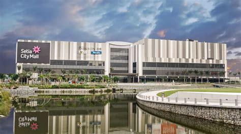 layout setia city mall parklife setia city mall
