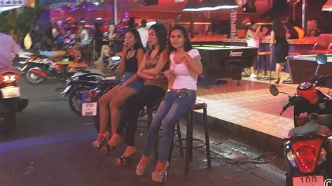 Top 10 Gogo Bars In Pattaya by Pattaya Nightlife Soi 8 Bars And Ladyboys At