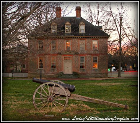 living in williamsburg virginia march 2012