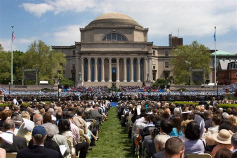 Graduation Date 2017 Mba Program Columbia by File Nyc Columbia Graduation Day 1056 Jpg