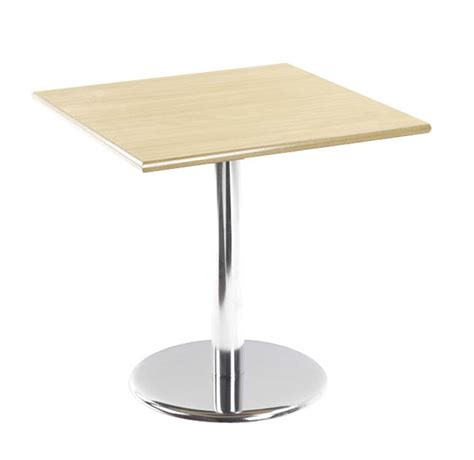 Cafe Table by Bistro Table Square Think Office Ltd