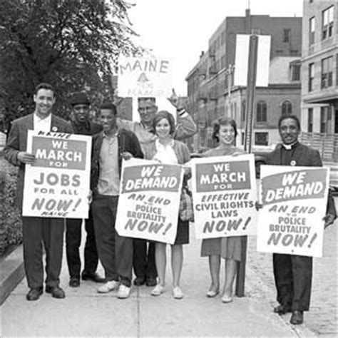 www march on line the march that sparked a new era for civil rights in maine