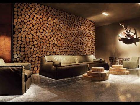 interior dekorieren ideen für wohnzimmer holz deko holz deko selber machen ideen