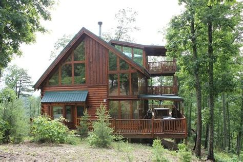S Cove Log Cabin Rentals by Deck Tub Picture Of S Cove Log Cabin