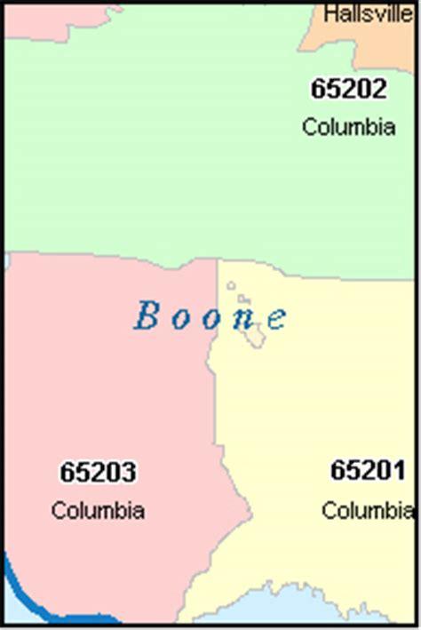 zip code map missouri columbia missouri mo zip code map downloads