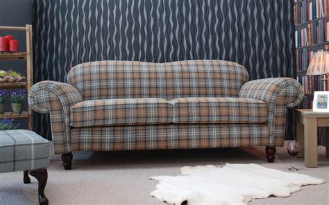 tartan sofa uk roscommon vintage leather sofa elegant design uk handmade