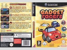 GROP7J - Gadget Racers C- Png