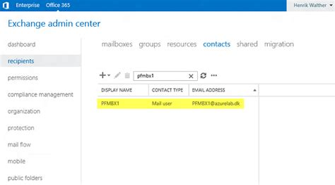 Office 365 Mail Enabled Folder Deploying An Exchange 2013 Hybrid Lab Environment In