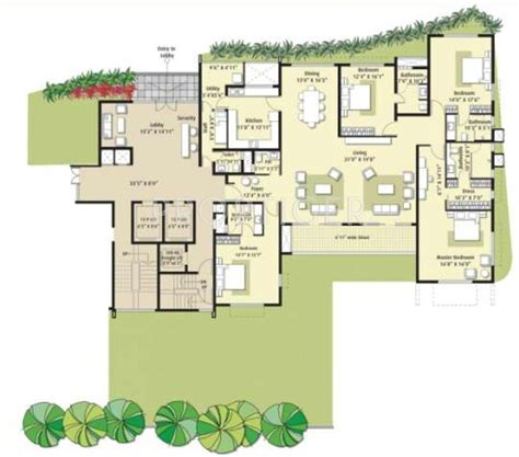 embassy floor plan embassy oasis in frazer town bangalore price location