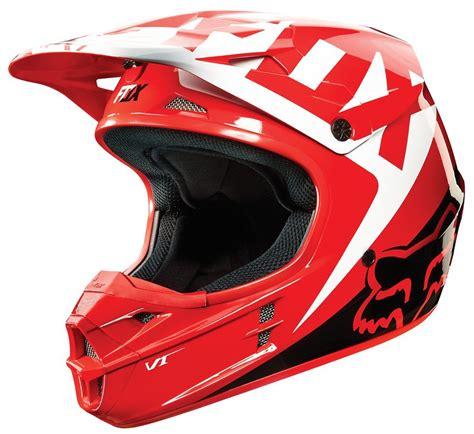 fox motocross helmets 169 95 fox racing v1 race helmet 205089