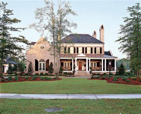 One Story Colonial House Plans by Colonial House Plans At Eplans Com Colonial Home Designs
