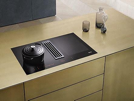 piani cottura a induzione miele miele piani cottura a induzione con cappa da tavolo