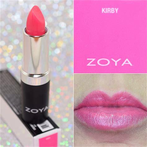 Lipstik Zoya Matte Club Monaco Glaze Sheer Lipstick The Of