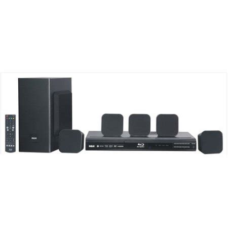 rca rtb10323lw home theater system with player