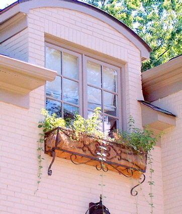 custom wrought iron window planters boxes balcony covers