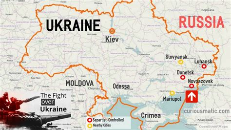 russia updated map ukraine crisis context center