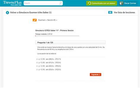 Calendario B Icfes 2016 Simulacro Examen Icfes Saber 11 Calendario B 2018 Examen