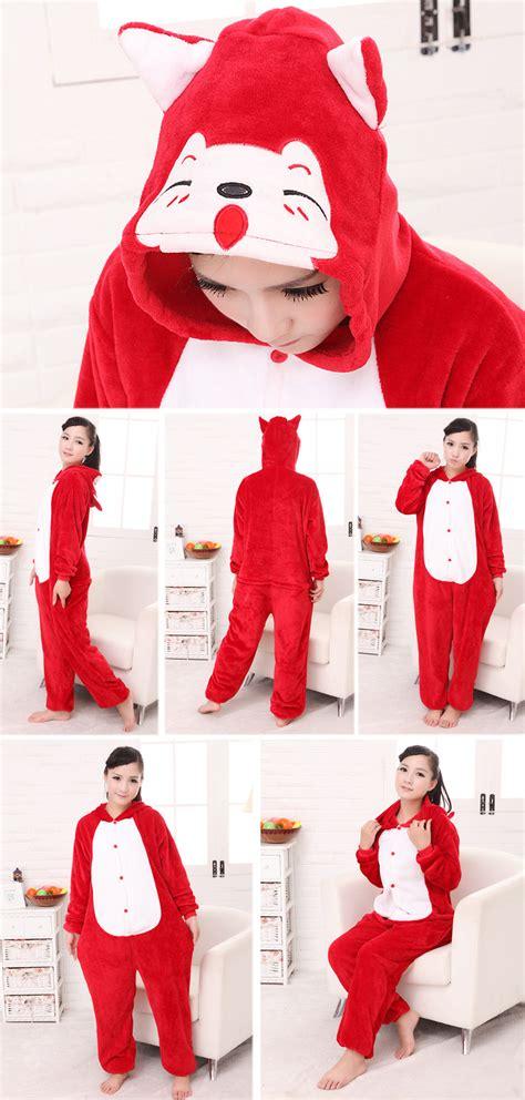 Costume Sleep Wear Import T1310 3 new unisex pajamas kigurumi costume animal