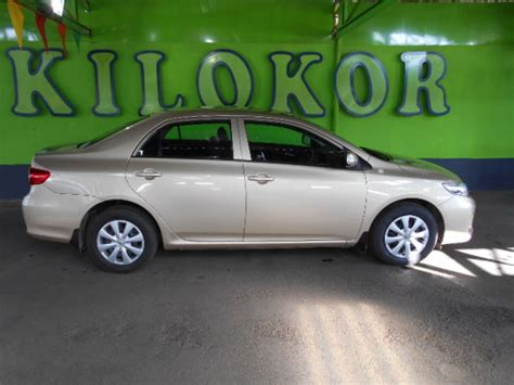 Toyota Motors For Sale 2012 Toyota Corolla R 149 990 For Sale Kilokor Motors