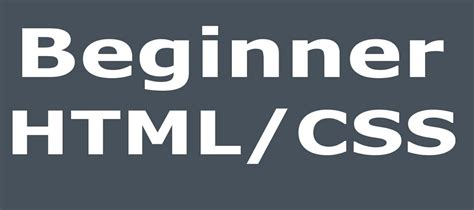 html and css tutorial for beginners the ultimate guide to beginner s guide how to learn web designing at home