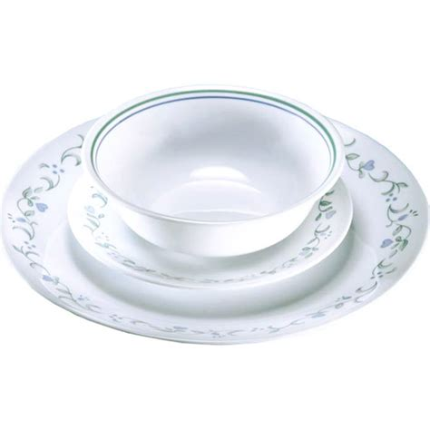 Corelle Dishes Country Cottage by Corelle Livingware Country Cottage 12 Dinnerware Set