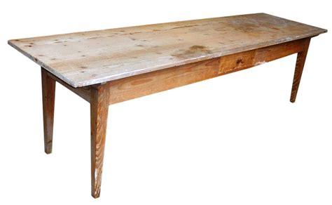 verkauft sehr langer tisch 280 cm tanne biedermeier - Langer Tisch