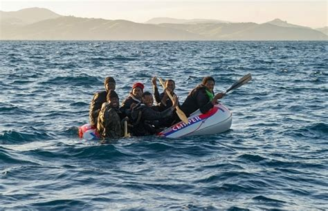 6 dead after illegal migrant boat sinks off morocco news - Sinking Rubber Boat