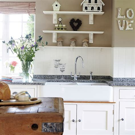Bathroom Design Magazines country kitchen with butler sink and wall panels kitchen