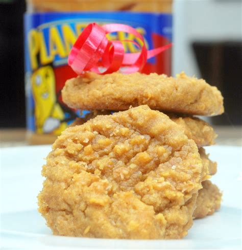 Planters Peanut Cookies by Mile After Mile And Planters Flourless Peanut Butter Delights
