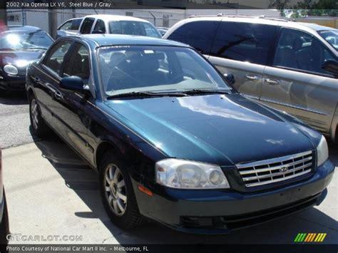2002 Kia Optima Lx 2002 Kia Optima Lx V6 In Steel Blue Photo No 31320771