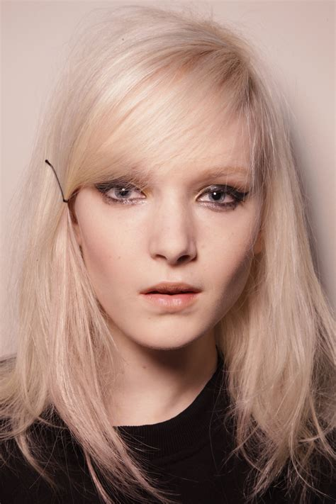 winter bangs 2015 nyfw fall winter 2014 2015 hair color style trends dual