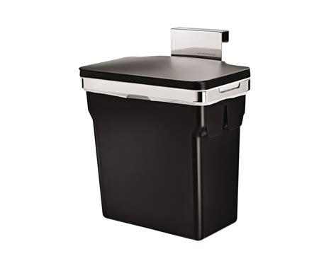 simplehuman in cabinet bin