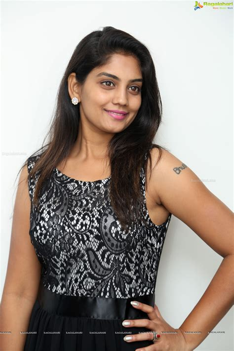 actress karuna ragalahari karuna bhushan at kiara the studio launch posters