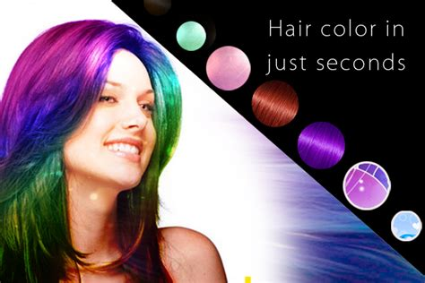 hair color changer photo editor change hair color android apps on google play