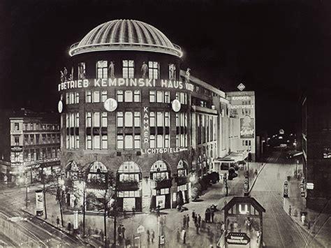 Architektur In Den 20er Jahren by Magazin Time Tunnel Images