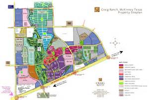 map of mckinney craig ranch community map mckinney tx mckinney