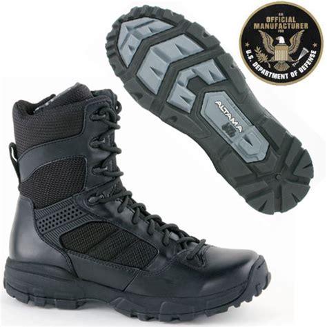 Karrimor Army Boot Tracking altama litespeed boots black 8 quot 3468 altama desert boot