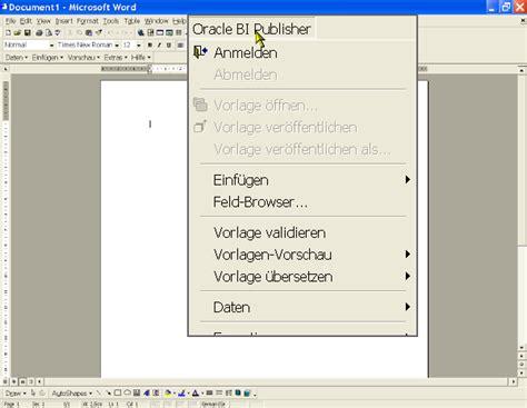 bi publisher template builder application express und bi publisher druckausgabe nach ma 223