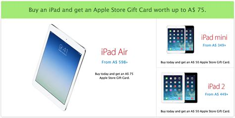 Black Friday Deals On Gift Card - apple s black friday deals go live gift cards only not a product discount in sight
