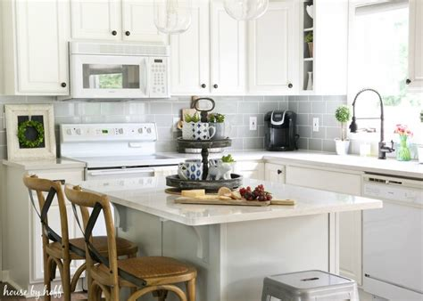 modern farmhouse kitchens feature friday house by hoff southern hospitality