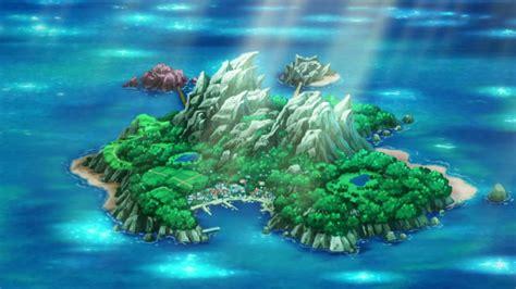 milos island bulbapedia  community driven pokemon
