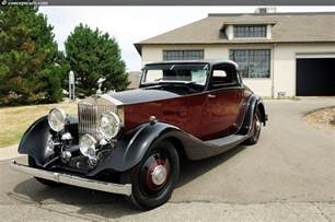 1934 Rolls Royce Auction Results And Data For 1934 Rolls Royce Phantom Ii