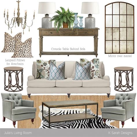 home decor design board neutral living room ideas mood board neutral rustic